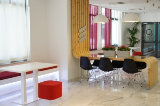 Ericsson Workplace Design (Athens)
