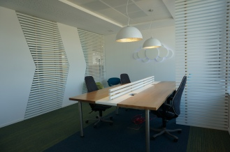 leadership office desk