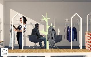 Retail Design (Studio MariaSoulioti)